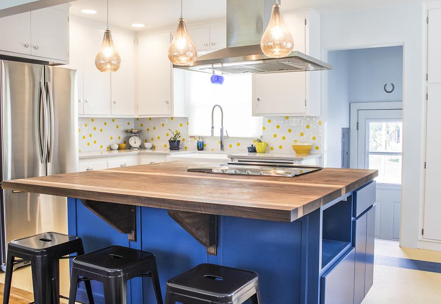 Mid Century Modern Kitchen Remodel | Boise Bench